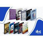 Combo Gestão da Emoção - 10 Livros - Em até 12x