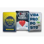 Combo com 3 Livros - Propósito e o Sentido da Vida