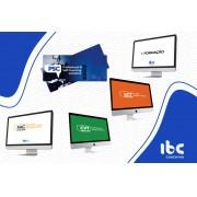 COMBO - PSC Online OU 1 Formação Online à Escolha + Bônus (PSC Experience +CVT Online + LCT Online + FAC Online)