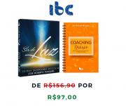Combo  - Ser de Luz + Coaching Diário - De R$156,90 por R$97,00 - Exclusivo!