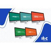 Combo - 05 Cursos Online - LCT + CVT + SPEAKER + MDR + FPNL - Em até 12x