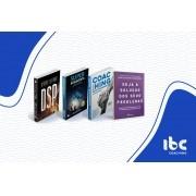 Combo 1 - Gestão das Emoções - 4 Livros - Em até 12x