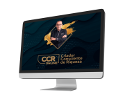 Criador Consciente de Riqueza - CCR Online - À vista