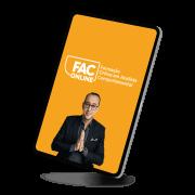 FAC Online  - Formação Online em Análise Comportamental - Em até 12x