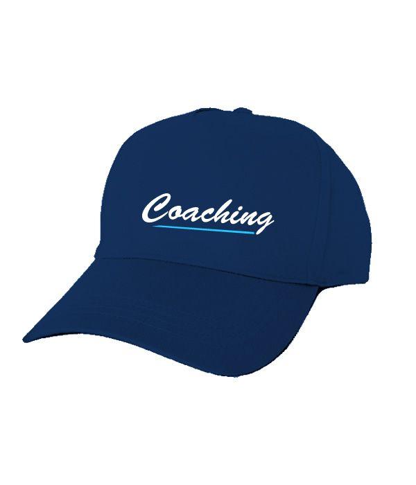 Boné Azul - Coaching