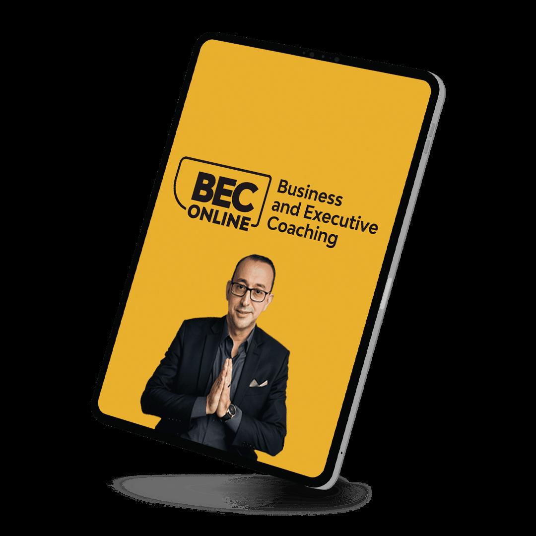 Business and Executive Coaching Online - BEC Online - À Vista