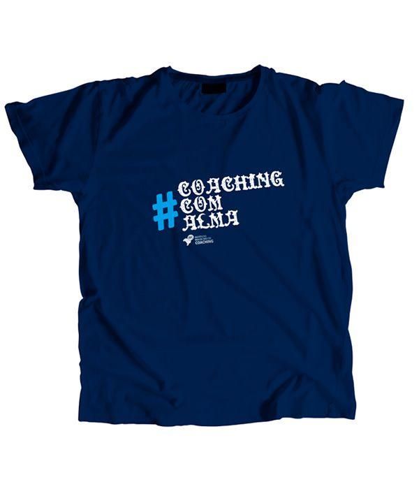 Camiseta - Coaching com Alma