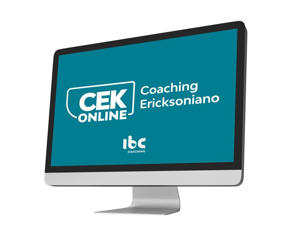 CEK Online - Coaching Ericksoniano Online - À vista