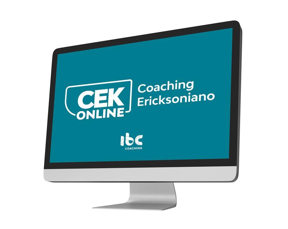 CEK Online - Coaching Ericksoniano Online - Em até 12x