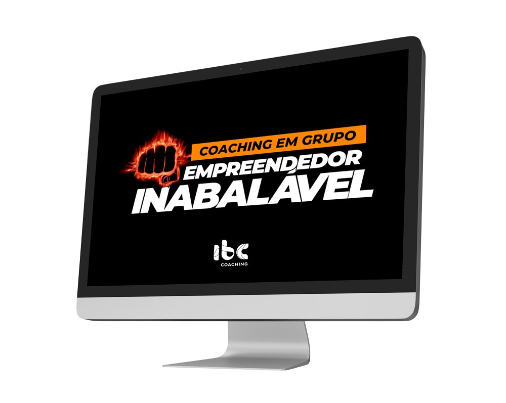 Coaching em Grupo/Mentoria - Empreendedor Inabalável + Bônus - À Vista