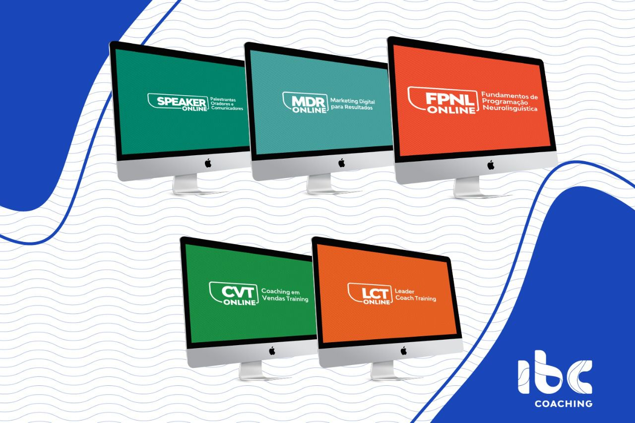 Combo - 05 Cursos Online - LCT + CVT + SPEAKER + MDR + FPNL - à Vista