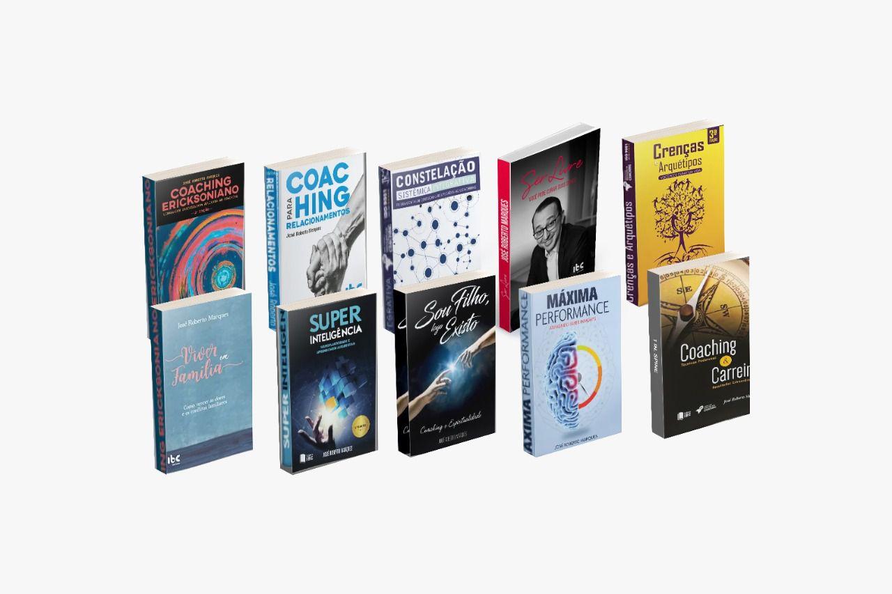 Combo 10 livros - Especial - DSP 2.0 - Em até 12x