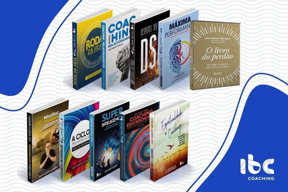 Combo 10 livros - Poder do Propósito - Em até 12x