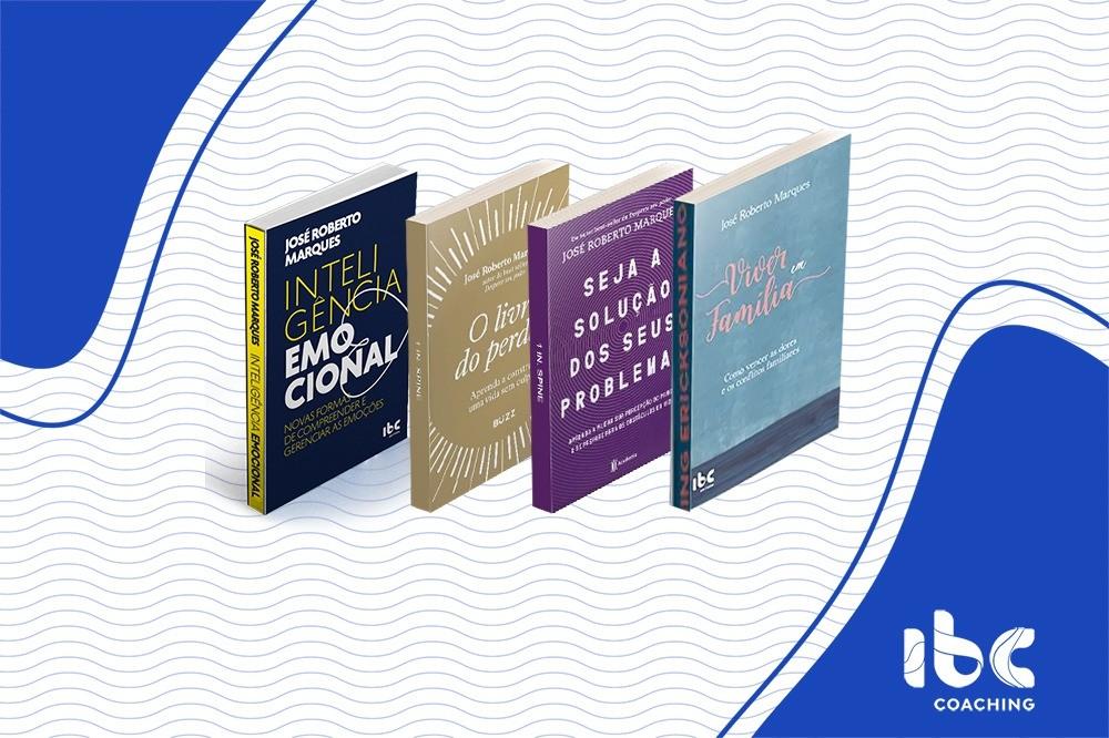 Combo 1 - 4 livros - Ressignificando 2020 - Em até 12x