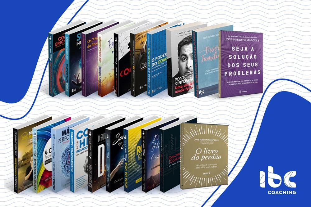Combo 20 livros - Poder do Propósito - Em até 12x