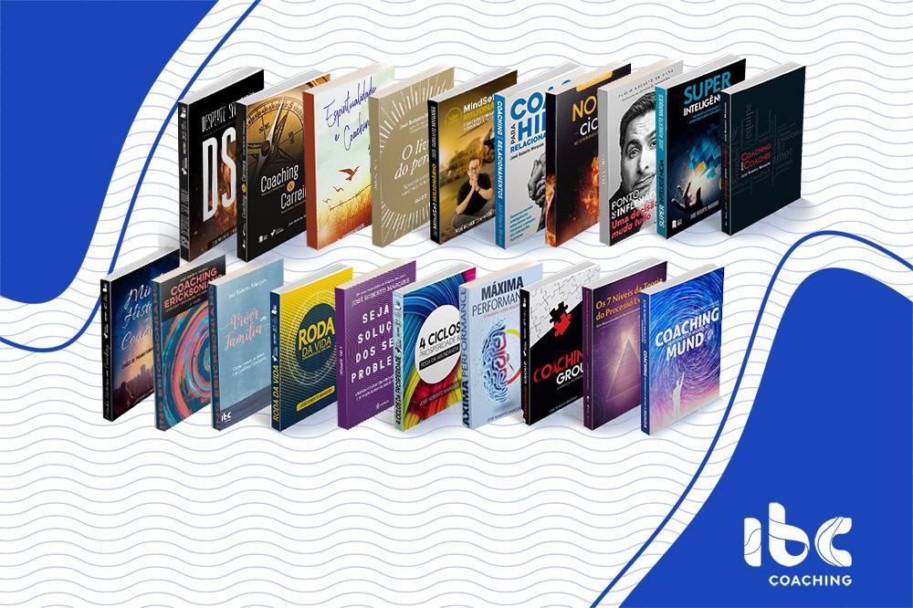 Combo - 20 Livros - Transformação Pessoal - À vista