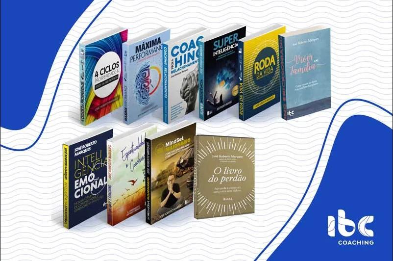 Combo 2 - 10 livros - Master Trainer - Em até 12x