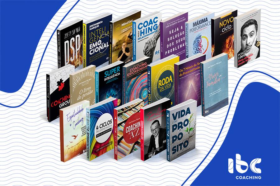 Combo 4 - 20 livros - IE e Superação de Crises - Em até 12x