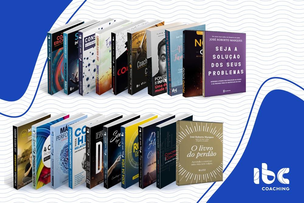 Combo 4 - Gestão das Emoções - 20 Livros - Em até 12x