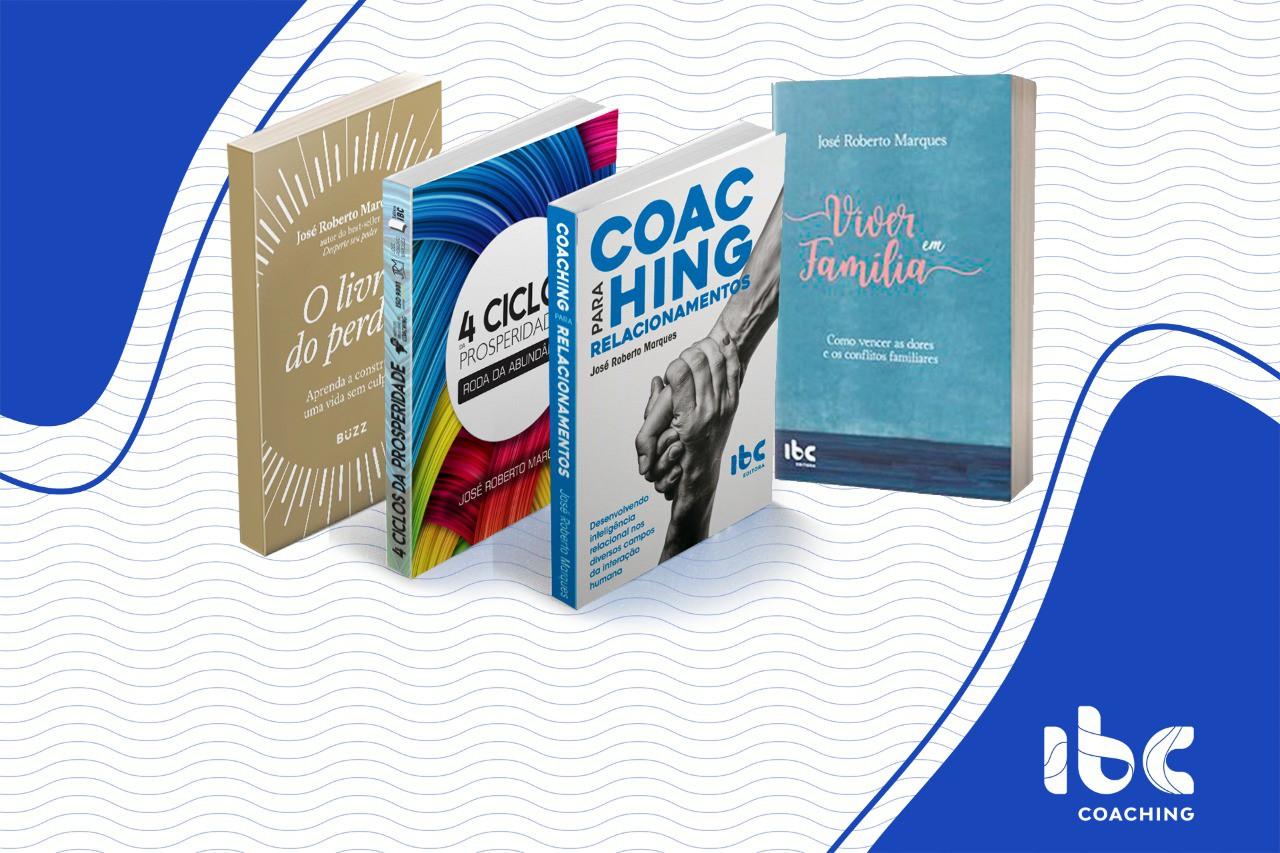 Combo 1 - 4 livros - Semana Inteligência Emocional -  À vista