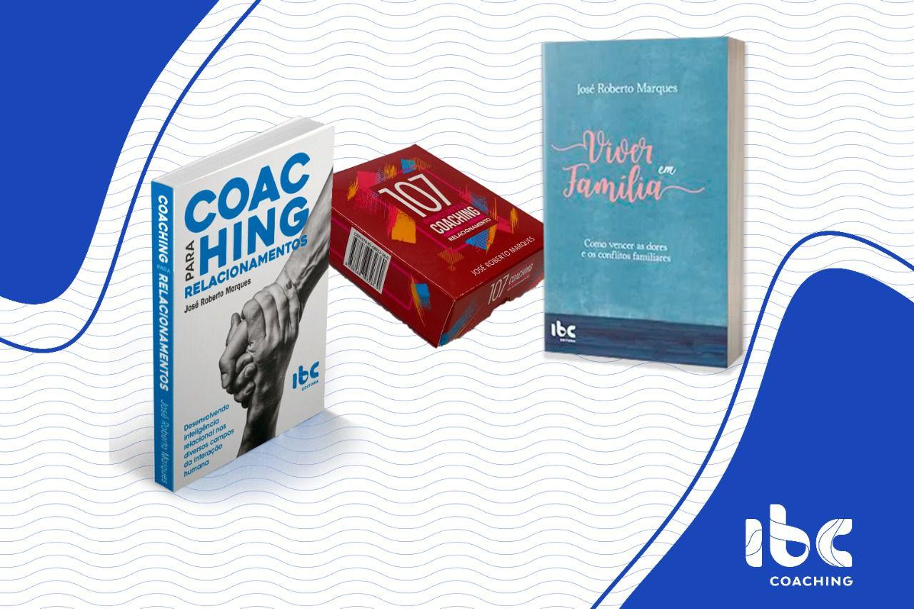 Combo Dia dos Namorados (De 159,70 por R$99,00) - Caixa Relacionamentos + 2 Livros