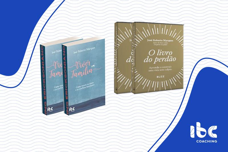 Combo DSP Premium - 4 livros ( 2 Viver em Família + 2 O Livro do Perdão ) - Á vista