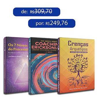 Combo Expansão de Consciência - COM 20% DE DESCONTO