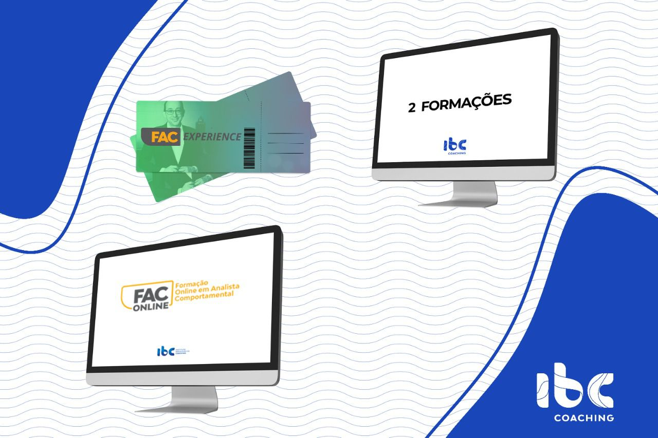 Combo - Formações - 2 Formações à escolha + Bônus (FAC Online + FAC Experience)