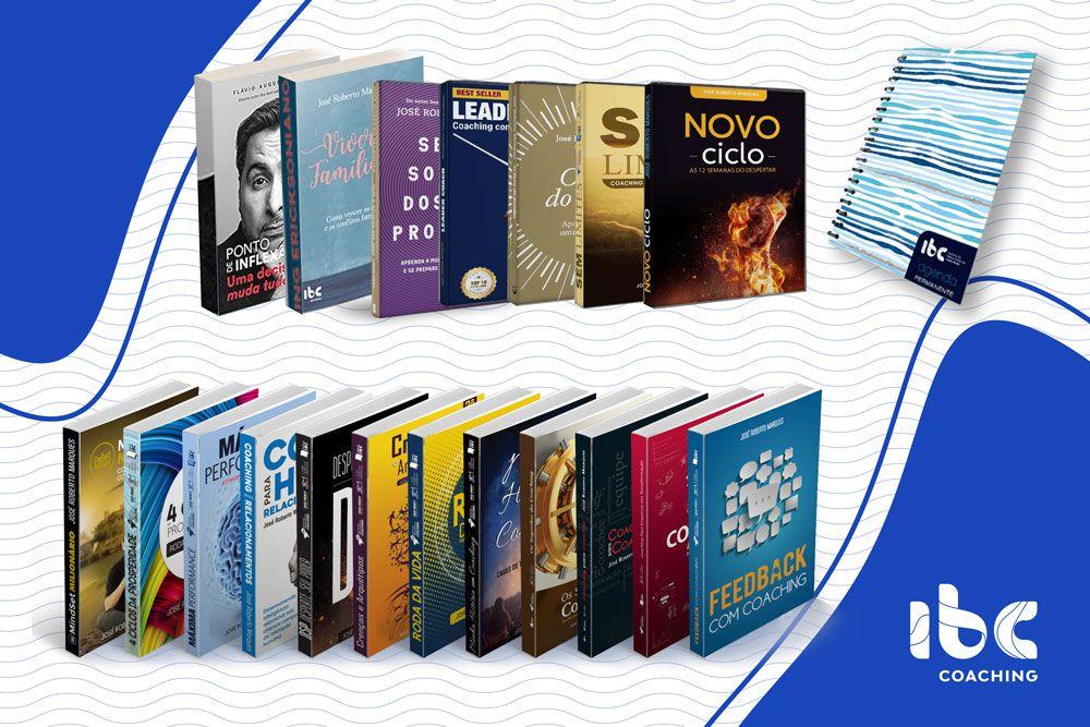 Combo - Gestão da Emoção - 20 Livros - À Vista