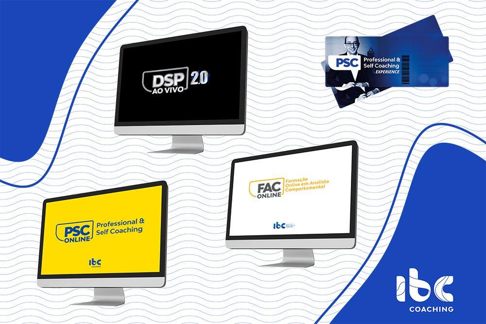 Combo - PSC Online + Bônus Formação Análise Comportamental Online + Bônus DSP 2.0 (10 A 14 DE JUNHO) + Bõnus PSC Experience