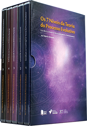 DVD - Os 7 Níveis da Teoria do Processo Evolutivo