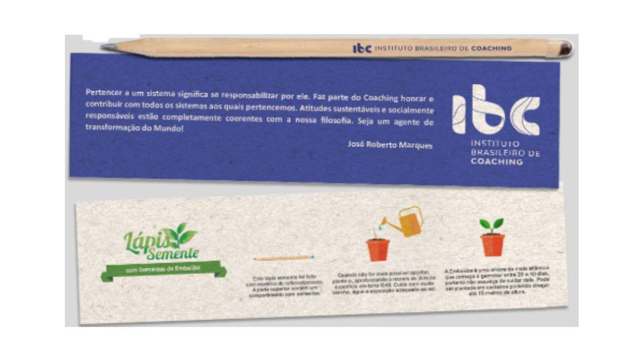 Lápis Semente IBC