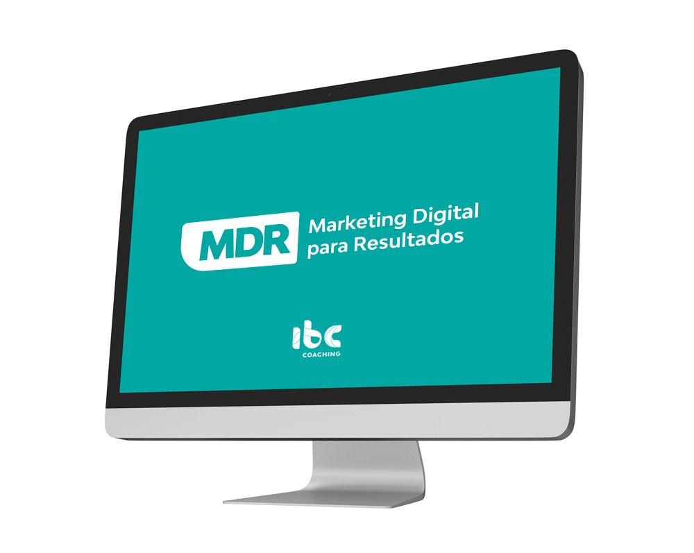 MDR Online - Marketing Digital para Resultados Online - A Vista
