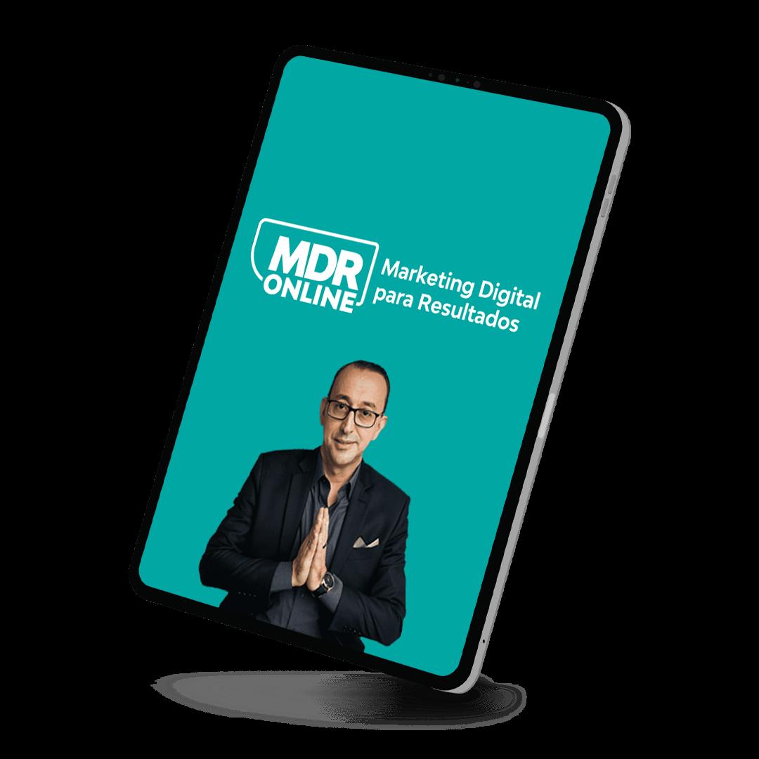 MDR Online - Marketing Digital para Resultados Online - Parcelado em até 12x