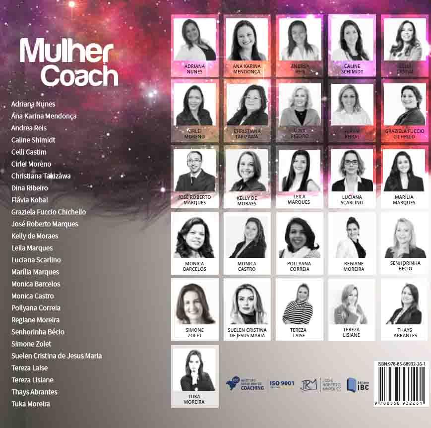 Mulher Coach - Inteligência feminina aplicada ao processo de Coaching