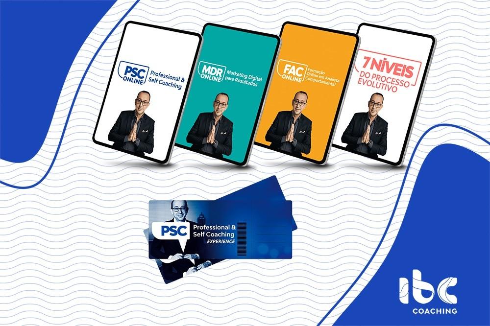 Oferta PSC - PSC ou Outra Formação + Bônus [PSC Experience + MDR Online + FAC Online + 7 Níveis Online]