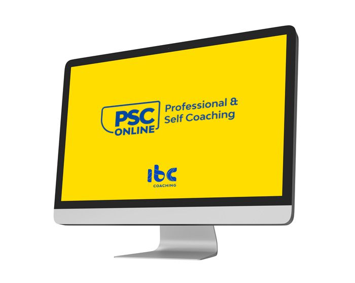PSC Online - Professional Self Coaching Online - À vista