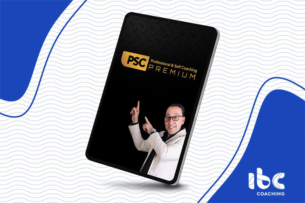 PSC PREMIUM - Professional Self Coaching Premium (Presencial) - Compre À Vista Aqui!