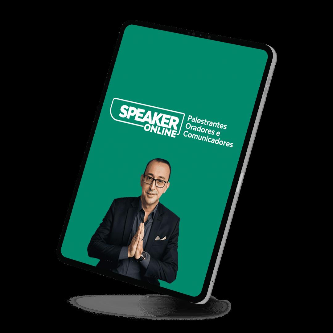 Speaker Online - Palestrantes, Oradores e Comunicadores - À Vista