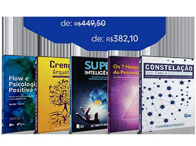 TOP 05 mais vendidos - COM 15% DE DESCONTO + Frete Grátis