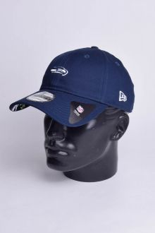 Boné NFL Seattle Seahawks Strapback Aba Curva New Era