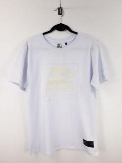 Camiseta Black Label Floque Starter