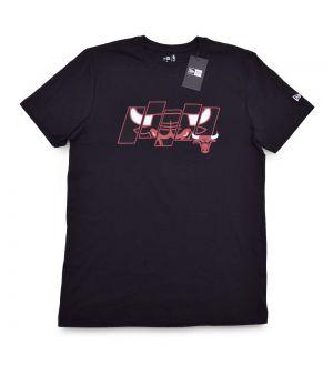 Camiseta Chicago Bulls Essentials Five NBA New Era