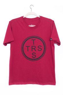 Camiseta Manga Curta TRS Circulo The Rocks