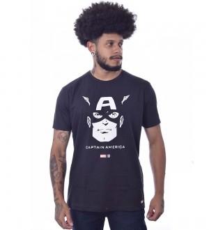 Camiseta Marvel Capitão America NFL