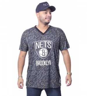 Camiseta NBA Brookly Nets