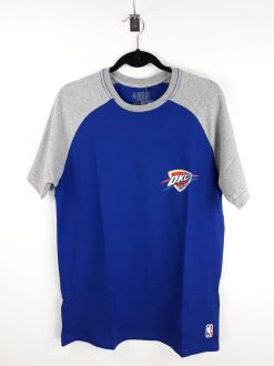 Camiseta NBA Oklahoma City Raglan NBA