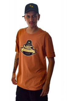 Camiseta NEC World Wide New Era