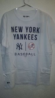 Camiseta New York Yankees Essentials New Era