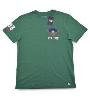 Camiseta New York Yankees Fresh Field MLB New Era